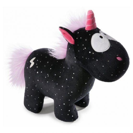 Unicornio de peluche Carbón Flash
