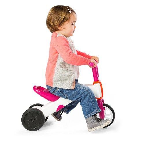 BUNZI CHILLAFISH – Triciclo y bicicleta