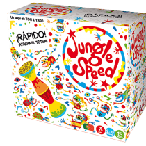 JUNGLE SPEED – NUEVO FORMATO!