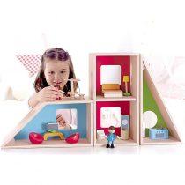 Casa madera modular Geométrica
