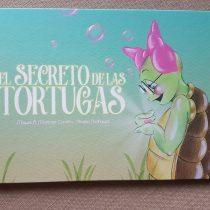 """""""El secreto de las tortugas"""". Miguel Ángel Martínez Cantillo"""