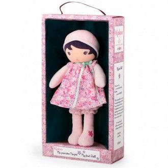Muñeca de trapo Tendresse XL Fleur K