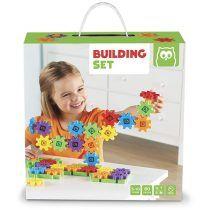 Set construcción engranajes 60 piezas