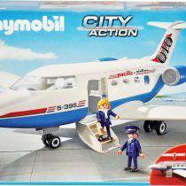 Avión de pasajeros. Ref.: 5395
