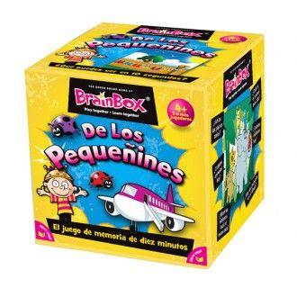 BRAINBOX – De los Pequeñines