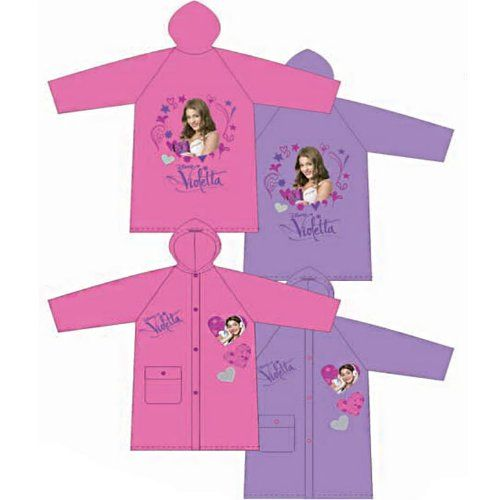 Impermeable Violetta