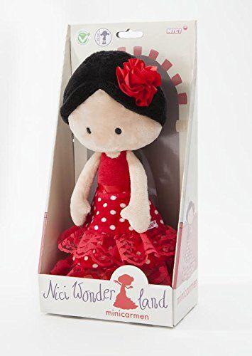 Flamenca de peluche MiniCarmen