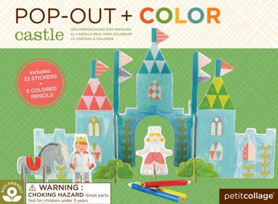 Puzzle 3D Castillo