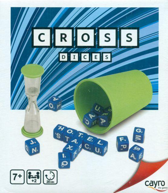 Cross Dices