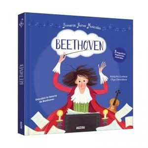 Beethoven. Primeras notas musicales