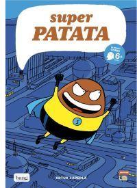 Super Patata. El origen de Superpatata