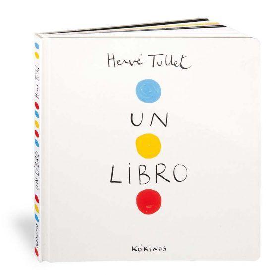 Un libro. De Hervé Tullet