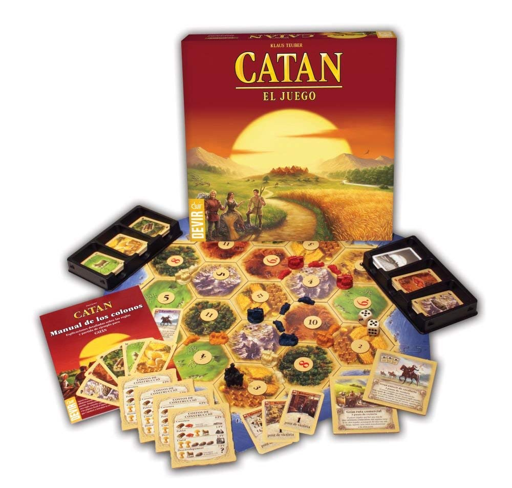 Catan familiar