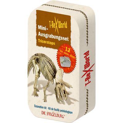 Lata Kit de Excavación Triceratops