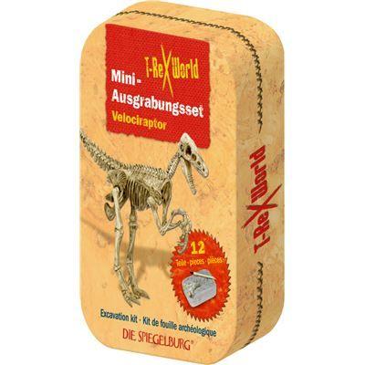 Lata Kit de Excavación Velociraptor