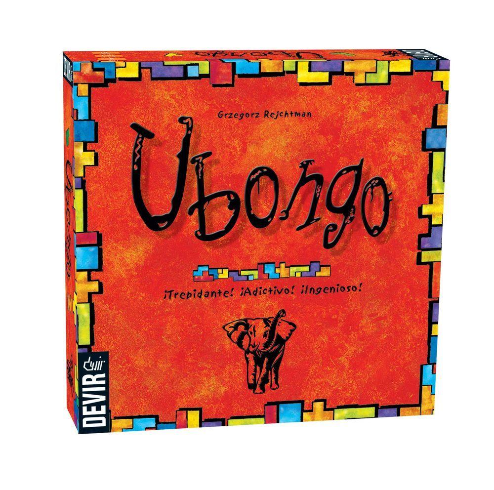 Ubongo trepidante