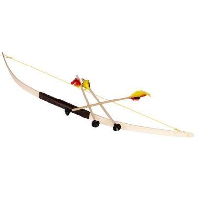 Arco de indio con flechas
