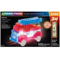 Camión de bomberos LaserPeg 25 piezas