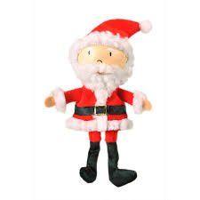 Marioneta dedo Papa Noel