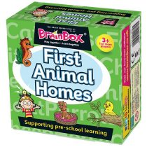 BRAINBOX – First animal homes (Inglés)