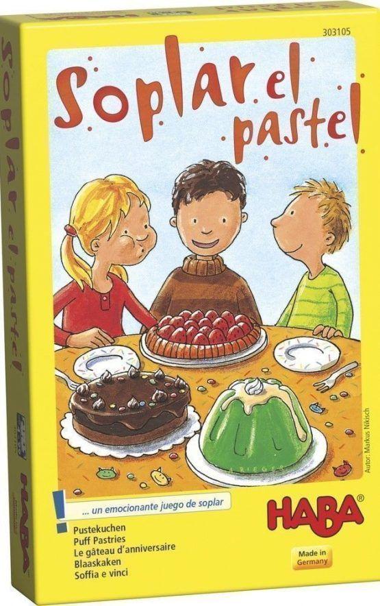 Soplar el pastel