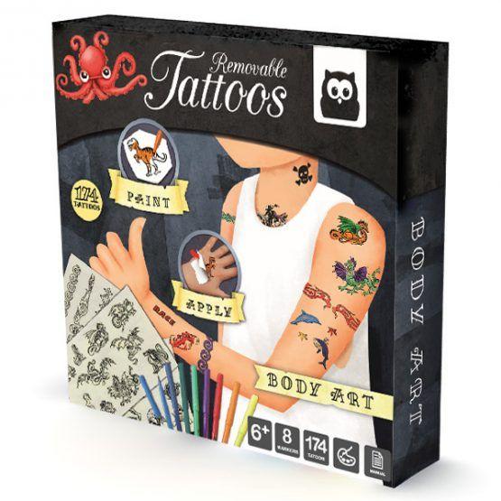 Kit Tatuajes para chicos