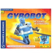 GYROBOT – La ciencia de los giroscopios