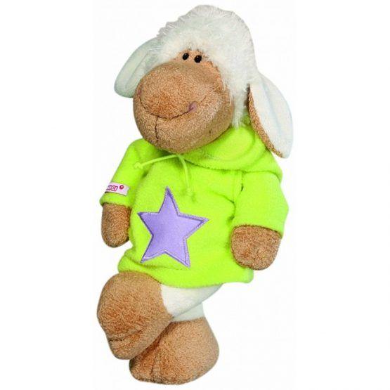 Vestidos oveja. Sudadera verde