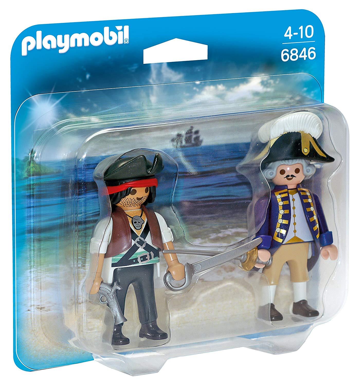 Dúo pack pirata y soldado Ref. 6846