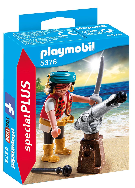 Pirata con cañón Ref. 5378