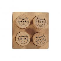 sellos-gatos