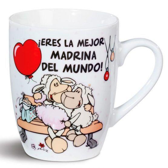 Taza ¡ERES LA MEJOR MADRINA DEL MUNDO!