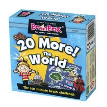 BRAINBOX – 20 more The World (expansión)